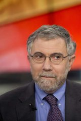 Nobel Prize-winning Economist Paul Krugman.