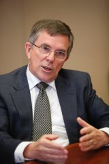 Science and Technology minister Ian Walker.