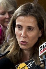 Whistleblower: Kathy Jackson.