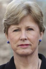 """""""We live in a society, not an economy"""": Christine Milne."""