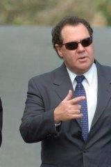 Gold Coast MP Ray Stevens.
