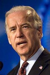 Senator Joe Biden.