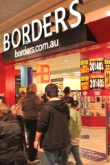 The fall of Borders owner REDGroup was one of several high-profile collapses to occur in recent months.