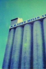 Her photo of the N. B. Love Mills.