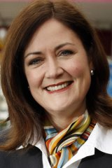 Sarah Henderson.