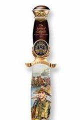 Commemorative Gallipoli knife from The Bradford Exchange.