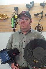 Prospector Cory Dale.