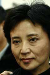 Complex web … Gu Kailai, wife of former poliburo member Bo Xilai is charged with murder of an English friend.