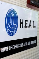 Milpera High's Home of Expressive Arts and Learning