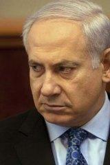 Zig-zag ...Benjamin Netanyahu does a deal.