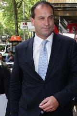 Embattled Frankston MP Geoff Shaw
