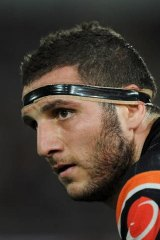 Rugby league player Robbie Farah has been a victim of cyber-abuse.