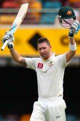 Want to be like Mike? ... Australian cricket team captain Michael Clarke.
