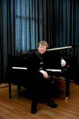 Piers Lane, artistic director Australian Chamber Music Festival. <i>Photo: Josh Robenstone</i>