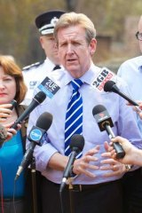 Barry O'Farrell: the NSW premier says landlords who lift their prices will be named and shamed.
