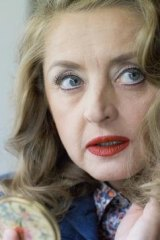 Jeanette Cronin in <em>Queen Bette</em>.