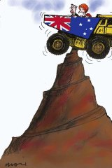<em>Illustration: Alan Moir</em>