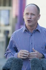 Premier Campbell Newman responding to Prime Minister Kevin Rudd's Balmoral protest.