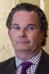 Michael Fraser, AGL chief executive.