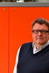 Fears for democracy: British Labour MP Tom Watson.