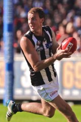 Sam's brother Ben plays for Collingwood, as has his father, uncle and grandfather.