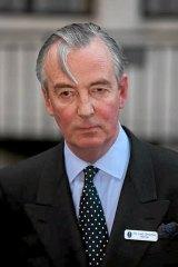 Lord Glenarthur, the Chairman of King Edward VII's hospital.