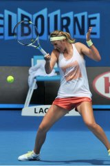 Victoria Azarenka will defend her Australian Open title.