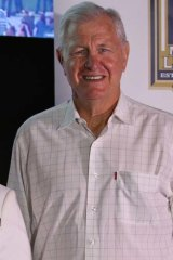 Ron Coote is among those to be honoured on Thursday.