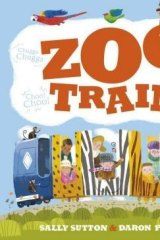 Zoo Train - book review