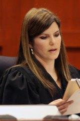 Circuit Judge Jessica Recksiedler.