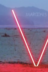 Levin machine: Many expensive collaborators contribute to Maroon 5's <i>V</i>.