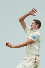 Canberra product Jason Behrendorff will play for Australia A.
