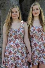 Amber and Grace Harli.