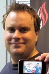 Firemint founder Robert Murray