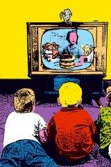 Prolific ... children's intake of junk food advertisements.