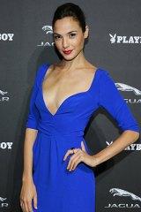 Gal Gadot will play Wonder Woman.