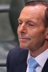 Tony Abbott's approval ratings gap has narrowed to that recorded in April, when voters were evenly split on the question of whether they preferred Abbott or Bill Shorten as prime minister.
