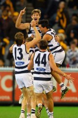 The Cats stunned the Hawks on Friday night by kicking one of their highest first-quarter scores.