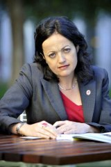 CPSU National Secretary Nadine Flood.