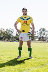 Canberra Raiders Unveil One Off Jersey For Cowboys Clash