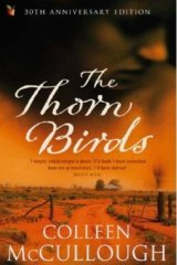 McCullough's <i>The Thorn Birds</i> sold more than 30 million copies.