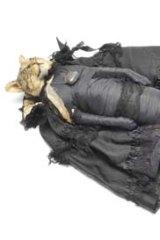 Julia deVille's <i>Victorian Cat Mummy</i>..