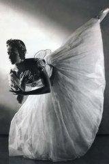 In her prime... Ballet Russes ballerina Anna  Volkova.