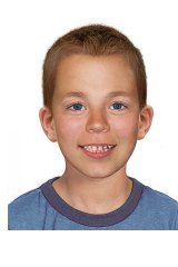 An age-progressed image of how Thomas Speath might look now. The now seven-year-old went missing from Brisbane in 2014 with his older sister Serena. They are believed to be with their mother.