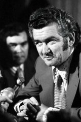Bob Hawke described the Prime Minister as 'difficult and very egocentric (even for me)'
