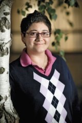 Agent of change … Alyena Mohummadally, who set up the online forum Queer Muslims in Australia.