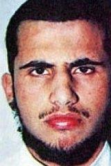 Wanted: Muhsin al-Fadhli has a $US7 million price on his head.
