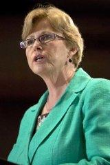 """Labor rethink your strategy"": Greens leader Christine Milne."