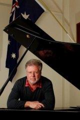Composer Christopher Bowen, the man behind An Australian War Requiem.