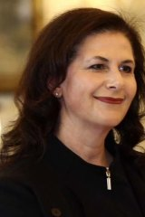 """A lack of English has a personal cost"": Senator Concetta Fierravanti-Wells."